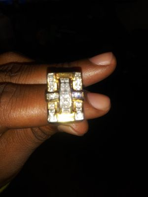 Mens ring size 10 925 silver for Sale in Garden City, MI