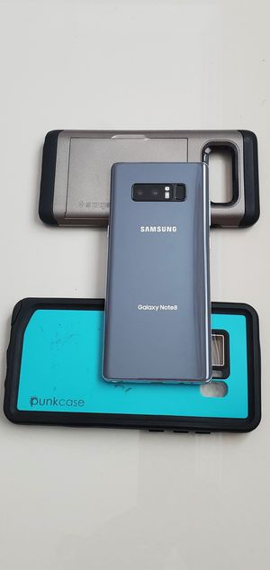 Samsung note 8 phone for Sale in Stanton, CA