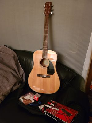 Fender Acoustic Guitar for Sale in Chicago, IL