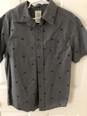 Boys button up for Sale in Fullerton, CA