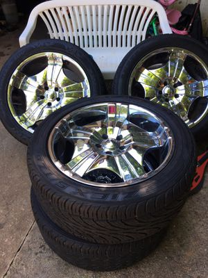 Tires AND Rims for Sale in Stone Mountain, GA