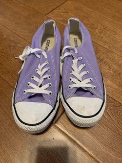 Lavender Converse All Stars for Sale in Murfreesboro,  TN