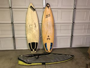 6' Surfboard for Sale in Citrus Heights, CA