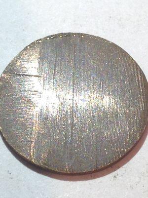 WOW Split Planchet Error 1946D Wheat Penny- Completely Split- Back Is Missing From Error! for Sale in Fairfax, VA
