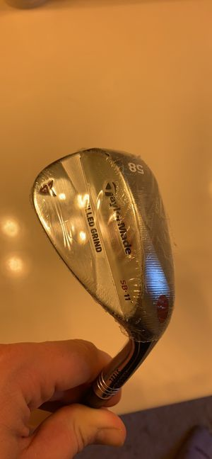 NEW TaylorMade GOLF WEDGE 58 degree for Sale in Palatine, IL