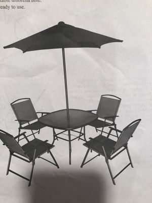 Patio Set for Sale in Frederick, MD