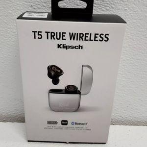 Klipsch T5 True Wireless Bluetooth Earbuds for Sale in Mesa, AZ