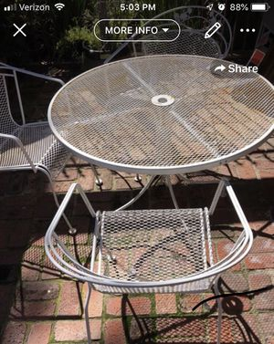 4 piece patio furniture for Sale in Los Angeles, CA