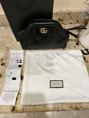 Gucci Re(Belle) Rebelle Crossbody Shoulder Bag Small Slightly Used with receipt for Sale in Miramar, FL