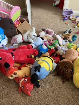 Stuffed animals for Sale in Ridgefield, WA