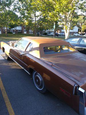 1978 Eldorado biarritz for Sale in Detroit, MI