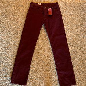 Levi's Stretch Corduroy Pants for Sale in Manassas, VA
