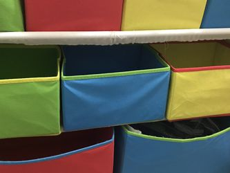 Kids Multi Bin Storage Organizer /storage for Sale in Acton,  MA