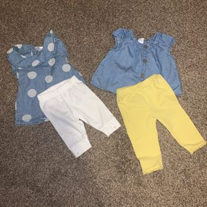 2 outfit set bundle for Sale in Tacoma, WA