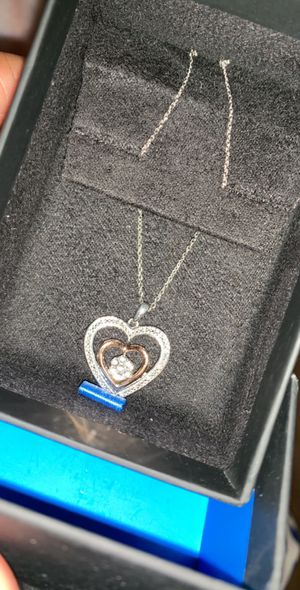 Kay Jewels diamond heart necklace for Sale in Washington, DC