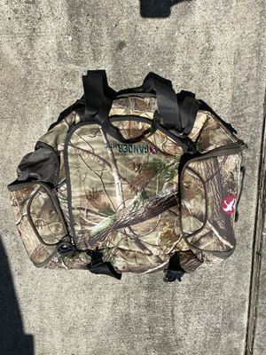 Gander mountain Duffle/tackle box bag for Sale in Porter, TX