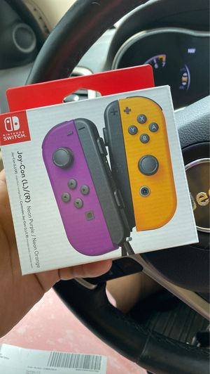 BRAND NEW NINTENDO SWITCH JOYCONS for Sale in Parker, CO