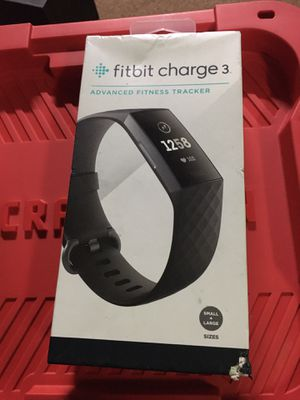 Fitbit charge 3 for Sale in Lodi, CA