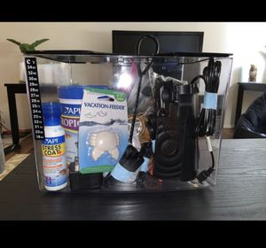 LED Fish Tank for Sale in Cleveland, OH