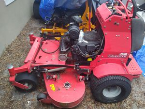 "Gravely mower not sure of size or condition it's at least 48"" for Sale in Belleair, FL"
