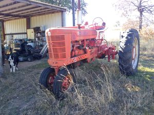 Tractor and machinery for Sale in Putnam, TX