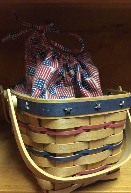 Longaberger Bee Basket