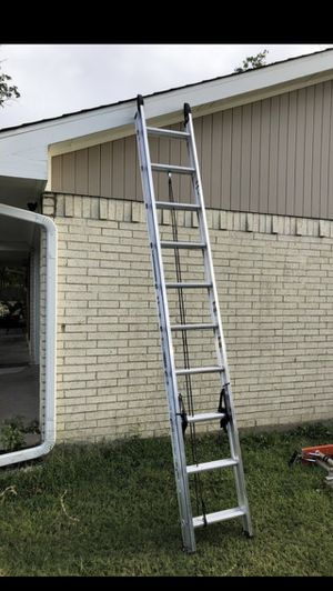 20ft extension ladder for Sale in Grand Prairie, TX
