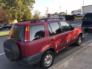 2002 Honda CRV for Sale in Alexandria, VA