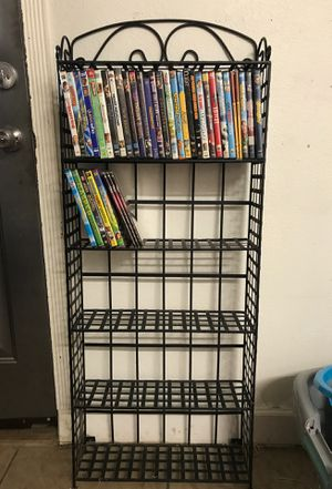 Rack&movies for Sale in Austin, TX