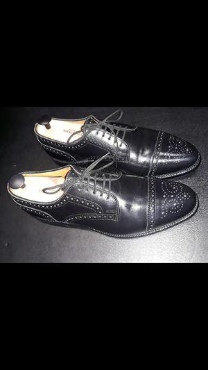Men Allen Edmonds sanford Dress Shoe Size 9C for Sale in Brooklyn, NY