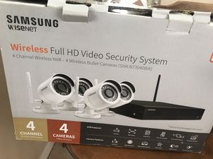 Samsung Security System Hd for Sale in Houston, TX
