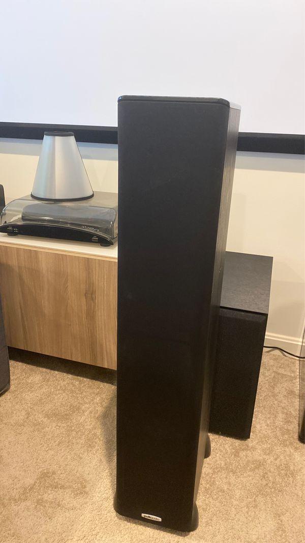 5.1 surround sound with receiver