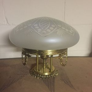 BRASS light fixture for Sale in Dearborn, MI
