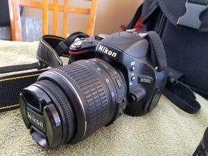 Nikon d5100 mint condition for Sale in Miami Gardens, FL