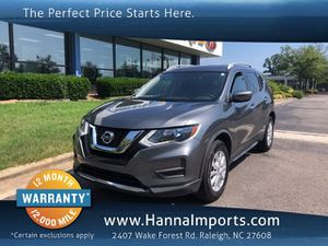 2017 Nissan Rogue for Sale in Raleigh, NC