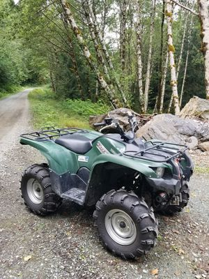 2012 Yamaha grizzly 700. for Sale in Seattle, WA