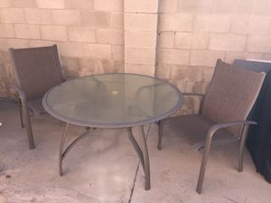 3 piece patio furniture for Sale in Poway, CA