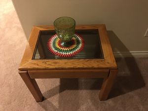 End table for Sale in Anchorage, AK