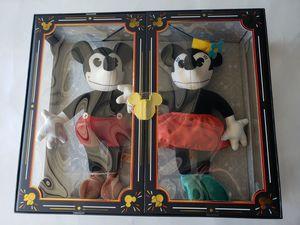 Mickey & Minnie Vintage Plush Dolls for Sale in Santa Fe Springs, CA