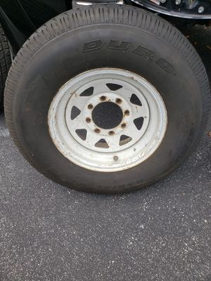 Duro DS2100 ST235/85r16 Trailer Tire for Sale in Clearwater, FL