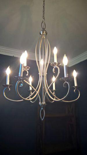 Gorgeous 9-light chandelier for Sale in Nashville, TN