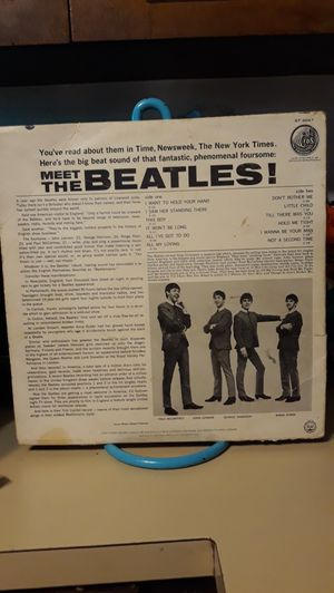 Beatles lp ST2047 A4 & SMAL 2835 A25/A27 for Sale in Portland, OR