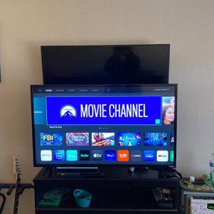 42 Inch Vizio Smart Tv With Remote for Sale in Fair Oaks, CA