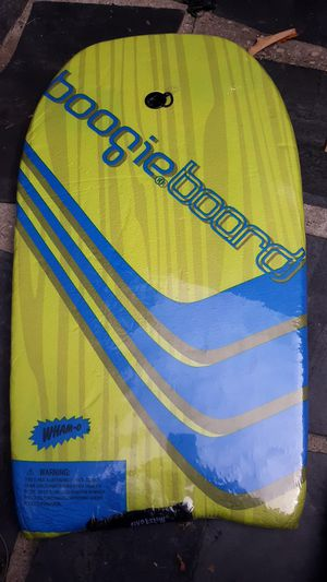 Brand New Boogie Board ' Wham-o ' 33 inch/84 cm... Pick up ONLY for Sale in Accokeek, MD