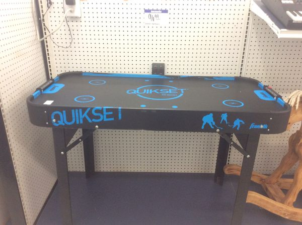Air hockey table fcp2216