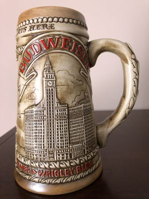 Budweiser Collector Stein for Sale in Chicago, IL