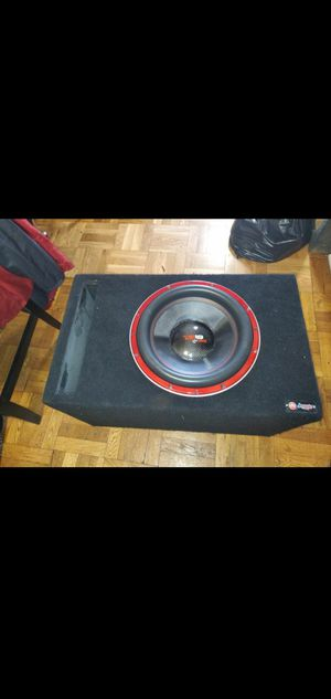 15INCH DS18 HOOLIGAN HOOL-X15.2D 4000WATTS RMS 6000WATTS MAX SUBWOOFER for Sale in The Bronx, NY