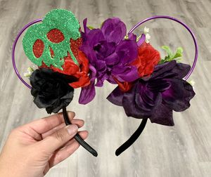 Poison apple flower mouse ears for Sale in Anaheim, CA