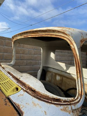 1955 to 1959 Chevy 3100 truck Apache CAB ONLY NO VIN TAG for Sale in Chula Vista, CA