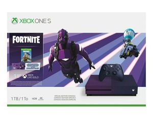 Microsoft Xbox One S Special Edition Fortnite Bundle - 1TB 4K HDR Blu-Ray for Sale in Dublin, CA